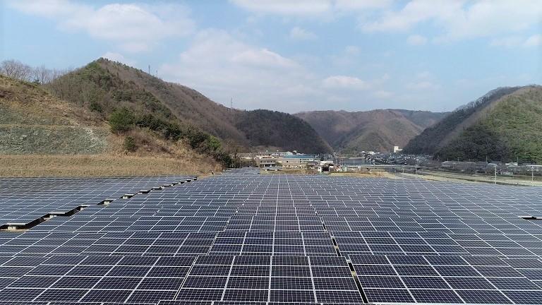 太陽光発電設備工事 現場写真